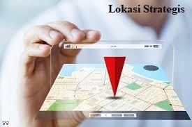 Lokasi Strategis